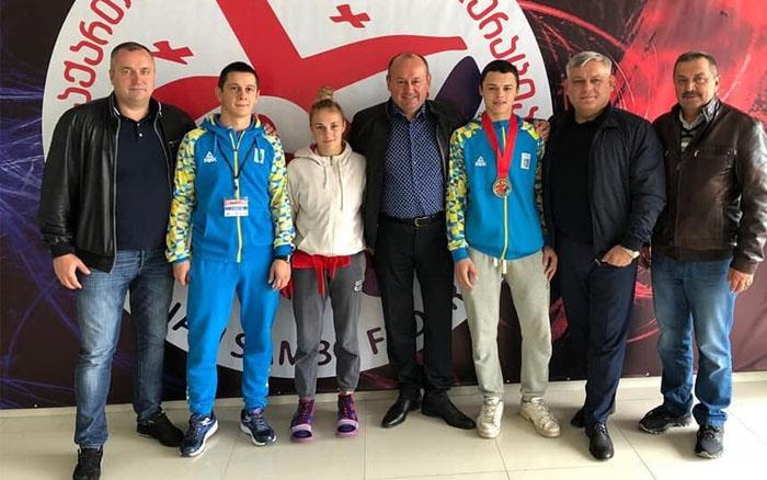 Тернопільські студенти на п'єдесталі Чемпіонату світу з самбо!