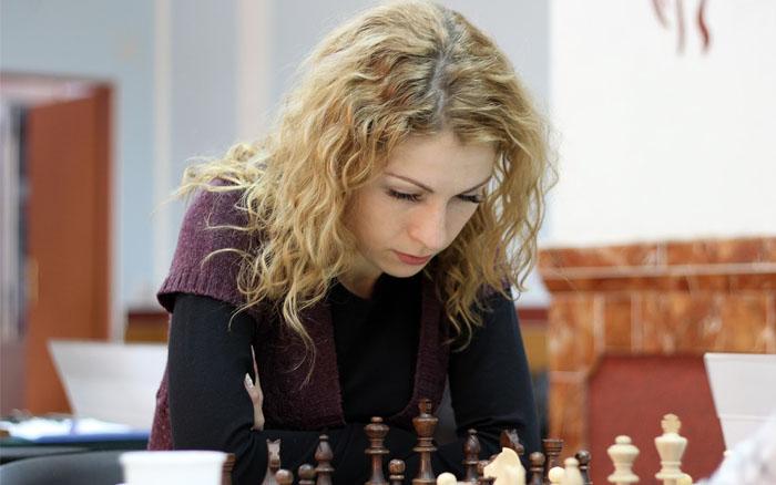 Тернополянка Ольга Бабій – чемпіонка України з шахів