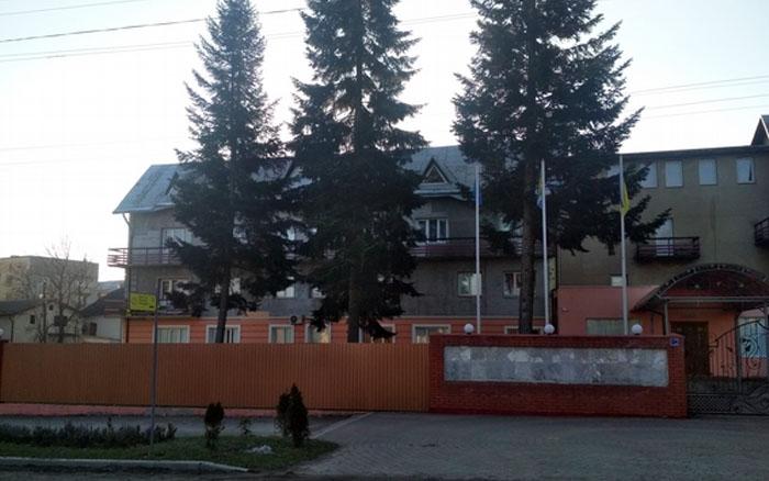 """Тернопільська """"Нива"""" прибула на збір до Моршина"""