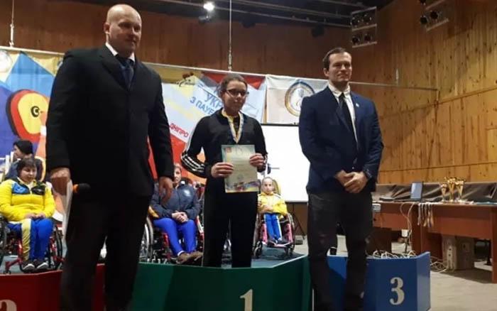 Тернополянка перемогла у Кубку України з пауерліфтингу