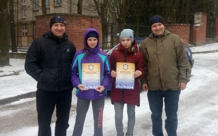 Сестри Кондратенко здобули медалі на борцівських змаганнях у Львові