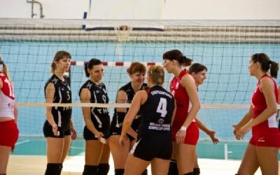 Тернополянки їдуть на волейбольний турнір