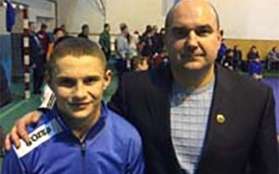 Тернопільські борці греко-римського стилю завоювали десять медалей на домашньому турнірі