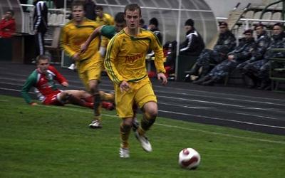 Тернопільський футболіст — на перегляді у білоцерківському Арсеналі