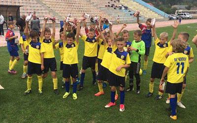 Тренери позитивно оцінили старт обласної Дитячо-юнацької футбольної ліги