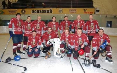 У Тернополі відбудеться хокейний матч між Галицькими Ведмедями та Подолянами