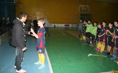 Тернополяни стали призерами домашнього туру чемпіонату України з флорболу