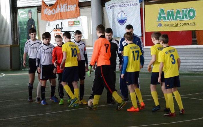 У Тернополі юнаки визначать футзального чемпіона