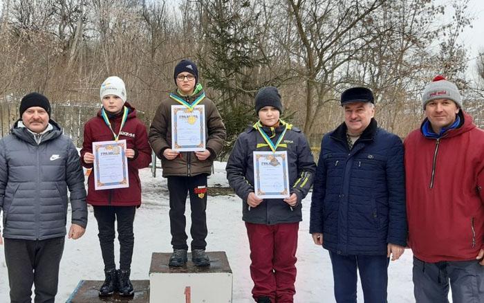 За перемогу змагалися юні лижники на Тернопільщині