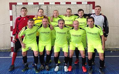 Результати 4-ого туру Першої футзальної ліги Тернопільщини