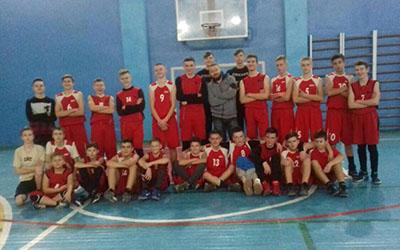 В Тернополі відбувся відкритий чемпіонат з баскетболу серед юнаків та дівчат