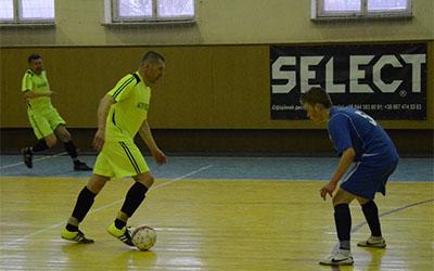 У Тернопільській Вищій футзальній лізі визначили чемпіонів(ВІДЕО)