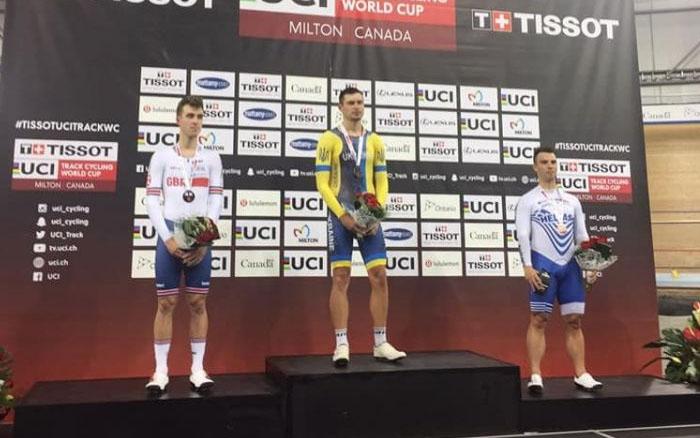 Студент ТНЕУ став одним із золотих призерів ІІ етапу Кубку світу у гонці скетч