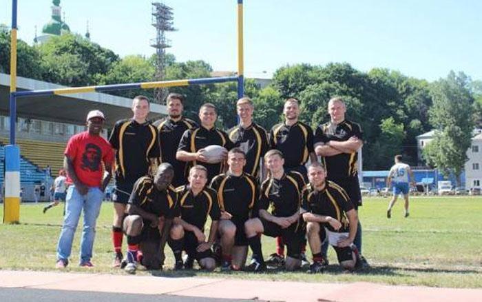 Тернопільські регбісти розпочали виступи у Вищій лізі з регбі-7