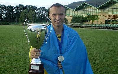 Нагородили кращих футболістів Тернопільщини-2011