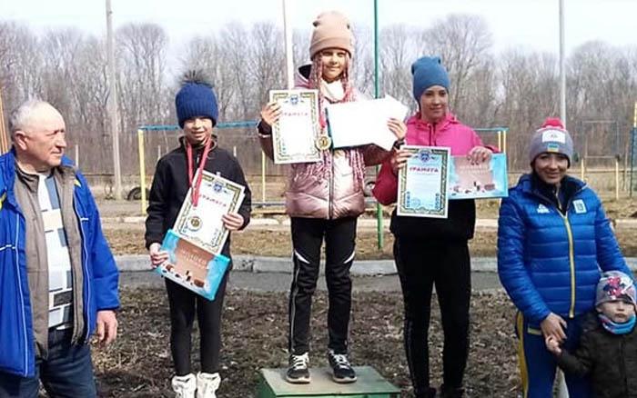 ОДЮСШ із зимових видів спорту закрила сезон змаганнями з лижних гонок