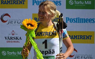 День народження святкує біатлоністка Анастасія Меркушина!