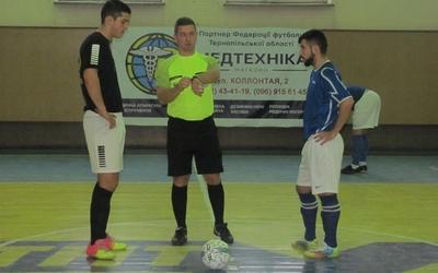 У Тернополі матчами Вищої ліги відкрили новий футзальний сезон (ФОТО)
