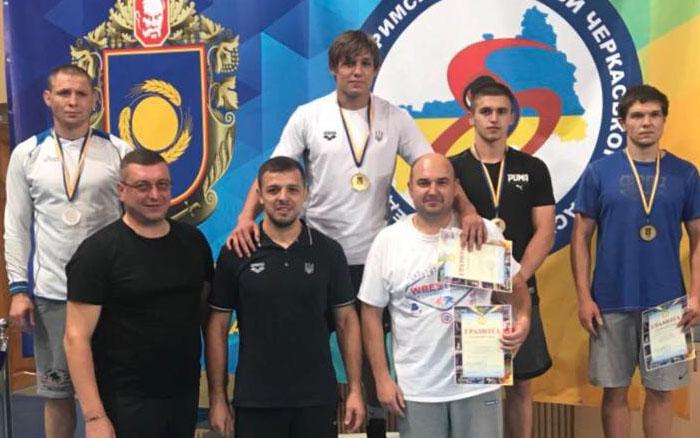 Тернополянина Андрія Антонюка увінчали золотом на Всеукраїнському чемпіонаті