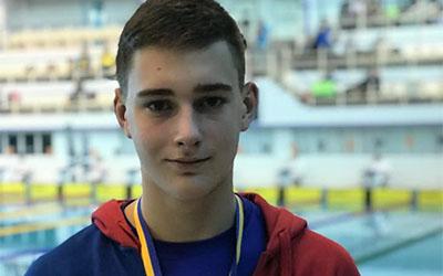 Сергій Лисобей – срібний призер чемпіонату України