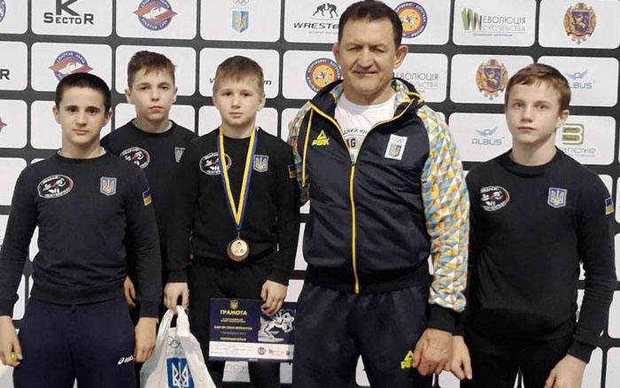 Борець з Тернопільщини посів призове місце на одному з найсильніших міжнародних змагань