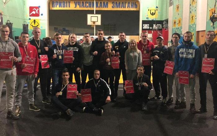 12 тайських боксерів з Тернополя привезли призові нагороди з сусідньої області