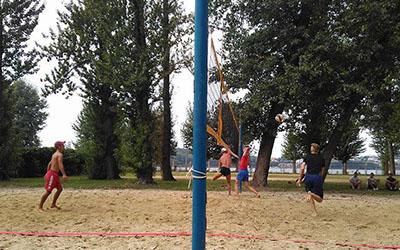 Запрошуємо на Відкритий кубок Тернополя з пляжного волейболу