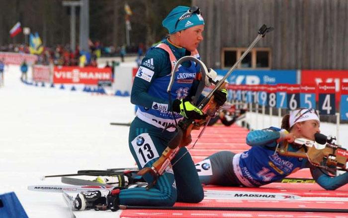 Анастасія Меркушина розпочинає етап Кубка світу у Оберхофі