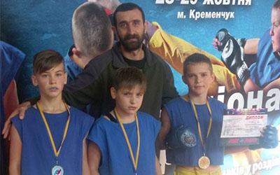 На Всеукраїнському чемпіонаті тернопільські