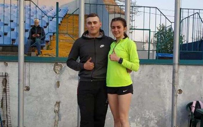 Тернопільські легкоатлети стали кращими на Кіровоградщині