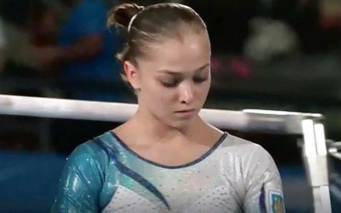 Тернопільська гімнастка – п'ята на чемпіонаті Європи