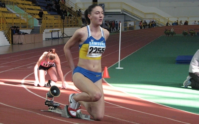 Оксана Ралько — чемпіонка України з бігу