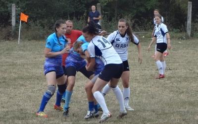 У Тернополі пройшов третій тур чемпіонату України з регбі серед жінок (ФОТО)