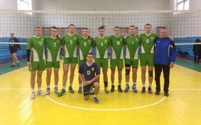 Новостворена волейбольна команда Теребовля успішно стартувала у Першій лізі