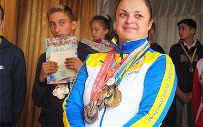 Марія Корнійчук стала стипендіаткою Президента України
