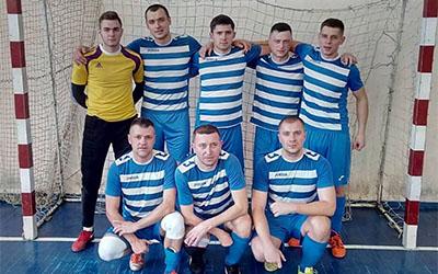 Результати 6-ого туру Першої футзальної ліги Тернопільщини