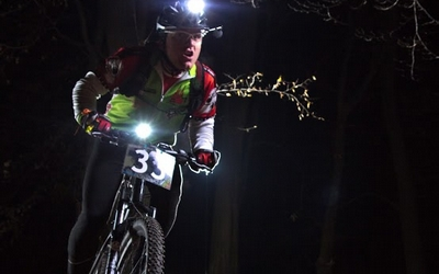 Тернопільські велосипедисти відвідали нічні перегони у Львові