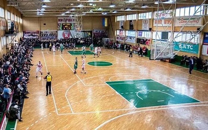 """БК """"Тернопіль"""" програє перший матч півфіналу Вищої ліги"""