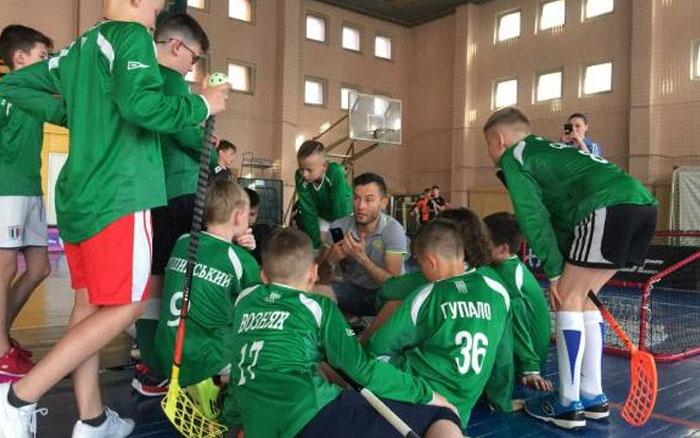 Тернополяни здобули три комплекти нагород у фіналі Шкільної ліги з флорболу