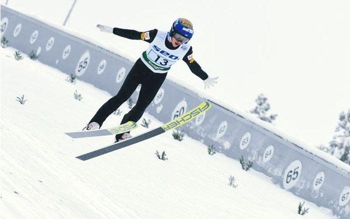 Спортсмени з Тернопільщини виступали на Кубку світу з лижного двоборства