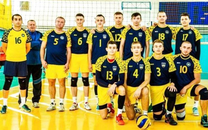 """Волейбольний """"ДСО-ТНЕУ"""" одержав дві перемоги у Вищій лізі"""