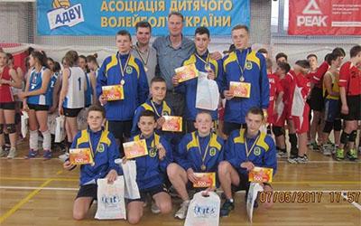 Школярі ТСШ №29 м. Тернополя - бронзові призери Чемпіонату  України (ФОТО)