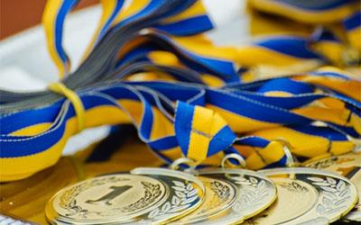 Тернопільські гімнастки готуються до Молодіжного чемпіонату України та Кубку України(ВІДЕО)