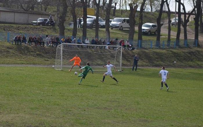 Результати 2-го туру Другої ліги Тернопільської області з футболу