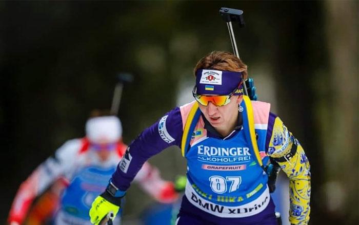 Олена Підгрушна - срібна призерка жіночого спринту Кубка IBU!