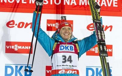 Олена Підгрушна — п'ята у загальному заліку кубка Світу