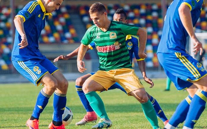 Олексій Литовченко пропустить від 6 до 8 місяців