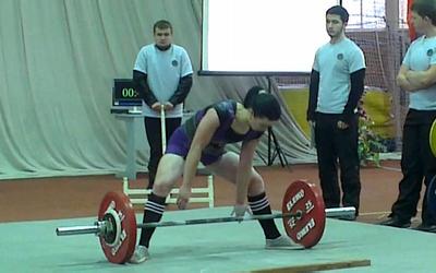 Тернополянка посіла друге місце на чемпіонаті Світу з пауерліфтингу у США