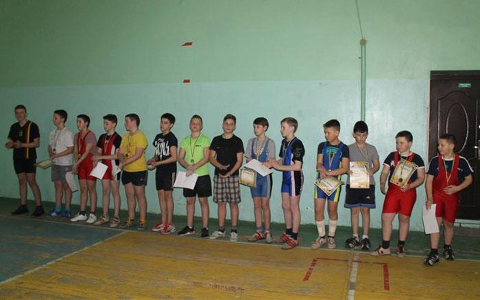 На Тернопільщині відбувся чемпіонат з важкої атлетики