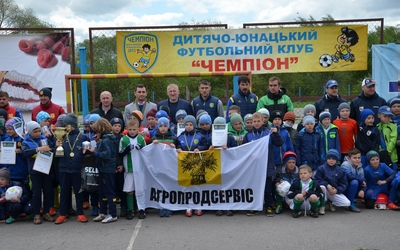 У Тернополі вдруге відбувся футбольний